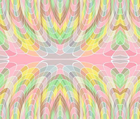 desain print lop loop d loop fabric argenti spoonflower