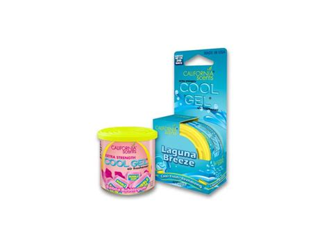 Cool Scents Strawberry cool gel california scents