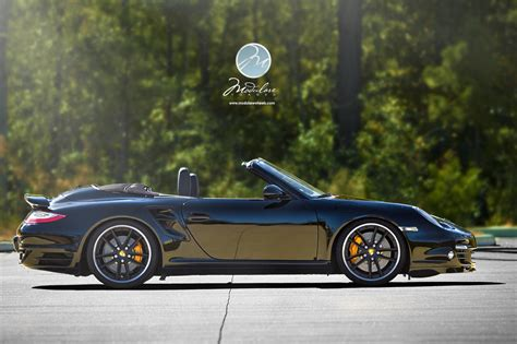 Porsche C30 by Modulare Wheels Porsche 997 Turbo S Cabriolet 20