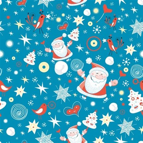 design backdrop natal merry christmas design seamless background vector graphic