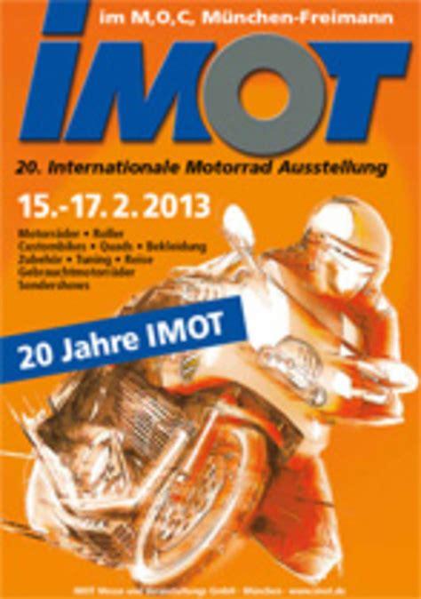 Motorradmesse International by Imot Internationale Motorradausstellung