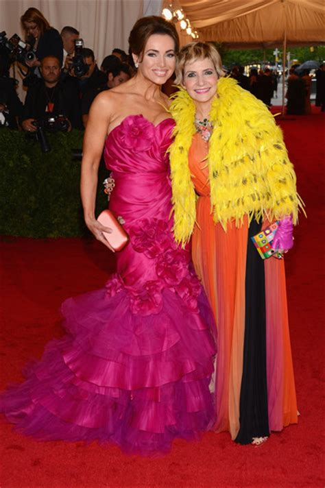 lori goldstein and lisa robertson lori goldstein photos photos ny quot schiaparelli and prada