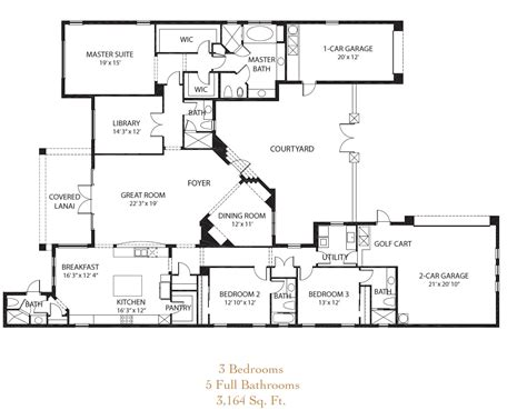 Lake Nona Floor Plans Lake Nona Golf And Country Club New Luxury Homes On The