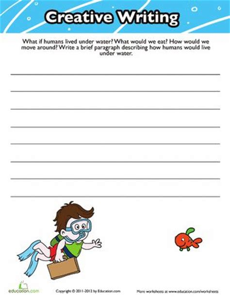 4th grade writing prompts for fun spelling and language practice fun writing prompts kid and creative writing on pinterest