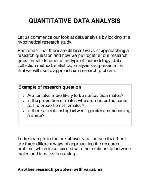 Colorado State Mba Quantitative Analysis by Data Analysis Exle Ideal Vistalist Co