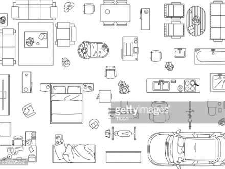 add furniture to floor plan clipart furniture floor plan clipground