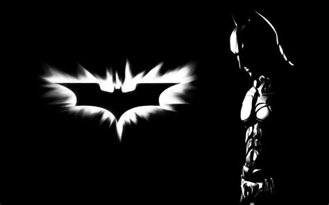 dark wallpaper logos batman logo wallpapers wallpaper cave