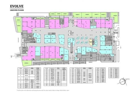 pacific mall floor plan evolve mall in pacific place ara damansara eve suite
