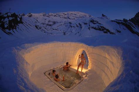 Luxury Spas And Whirlpool Bathtubs Skiing In Zermatt Experience The Superlatives