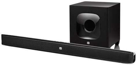 jbl cinema sb400 2 1 channel bluetooth soundbar speaker