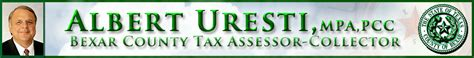 Bexar County Property Records Clerk Bexar County Tax Assessor Collector