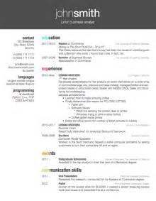 focus on resume titles only resume title