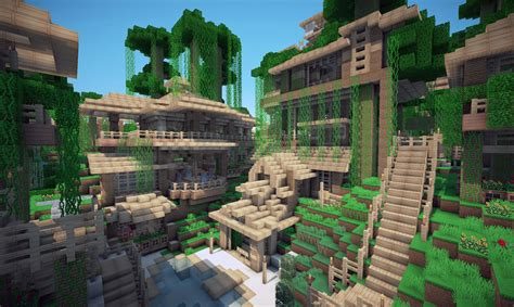 minecraft jungle house designs the modern jungle modern house