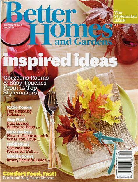 better home magazine a sign of the times from better to to a new