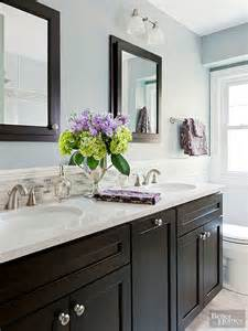 best blue paint color for bathroom weekend project paint a bathroom vanity my colortopia