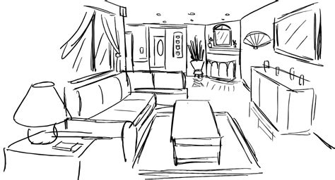 how to draw interior design dave au s stories and doodles house