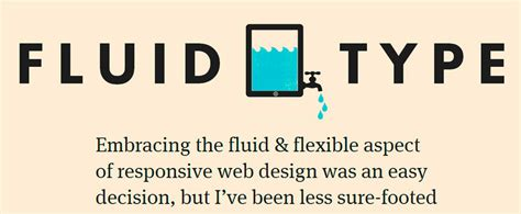 typography articles responsive typography a roundup of the best articles and tutorials