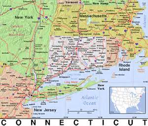 ct in us map ct 183 connecticut 183 domain maps by pat the free