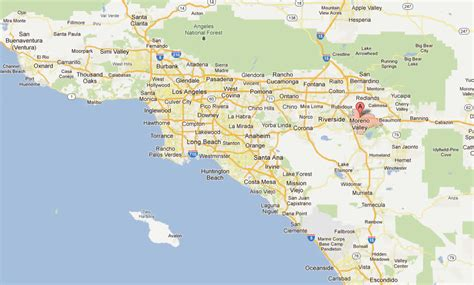 moreno valley california map moreno valley california map and moreno valley california