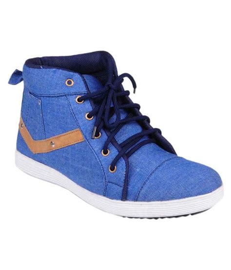 essence blue canvas shoe shoes price in india buy essence