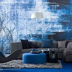 Design Ideas For Blue Walls Design Dilemma Monochromatic Rooms