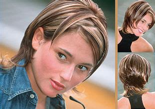 how to hilite really short hair highlight short hair hair style and color for woman