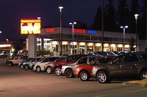seaview buick lynnwood seaview buick gmc lynnwood wa 98037 3615 car dealership