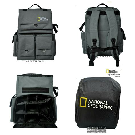 Tas Ransel National Geographic For Dslr Laptop In Surabaya Code Bag Ngr 02c tas kamera ransel canon nikon national geographic tas