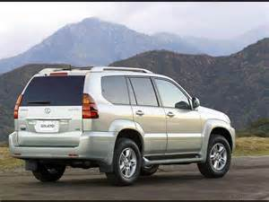 2004 lexus gx 470 suv specifications pictures prices