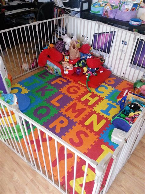 the play area containing the kiddie tornado mommyneurotic