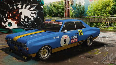 1970 opel commodore 1970 opel commodore opel car detail assetto corsa