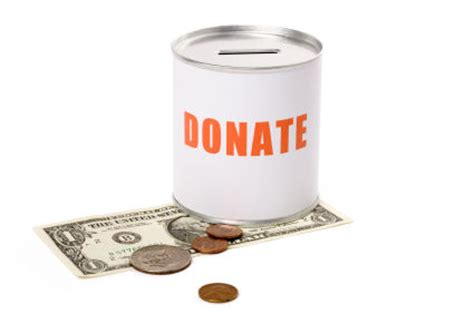 should charities issue receipts for donations