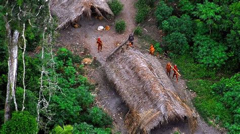amazon tribe scientists use satellite images to track uncontacted