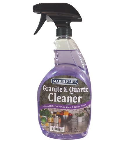 marblelife diy best granite countertop cleaner quartz