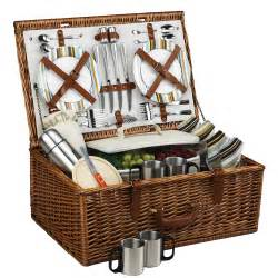 The Picnic Basket Dorset Picnic Basket For Four W Coffee Service Santa
