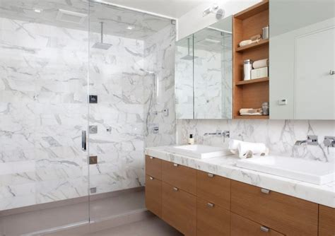 Carrara Marble Bathroom Designs modern bathroom ideas freshome
