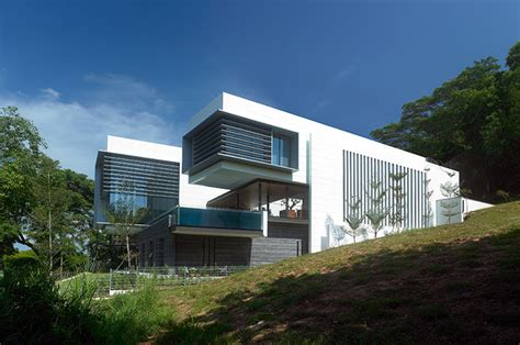 superior Modern House With Pool #4: lakeshore+view+house+SCDA+IIHIH+ext7.jpg