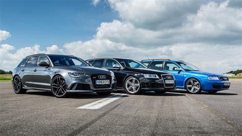 Progress report: Audi RS6 vs RS6... vs RS6 | Top Gear Audi Rs2 Porsche
