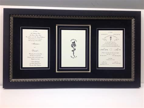 framed wedding invitation wedding invitation frame it