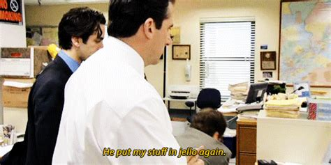 The Office Jello by The Office Typography Gif Find On Giphy