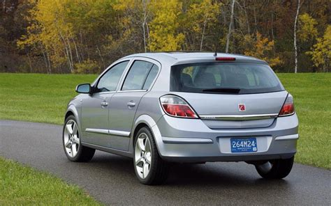opel saturn 2008 saturn astra preview drive motor trend
