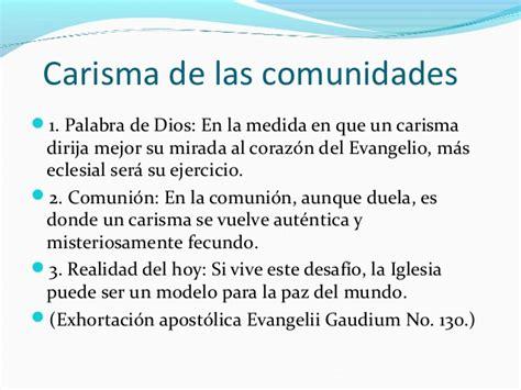el espiritu santo animador de las comunidades el espiritu santo en la biblia