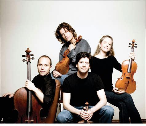 Arts String Quartet - performing arts center presents st string