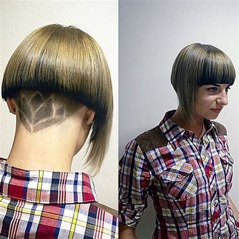 bob women extreme under haircut headshave and bald fetish blog for people who