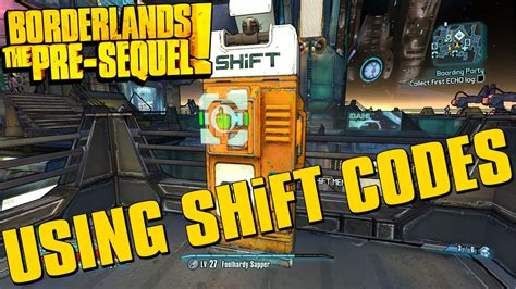 borderlands the pre sequel shift codes gamesradar borderlands the pre sequel using shift codes golden key