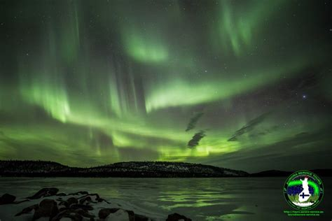 finland northern lights tour northern lights in ivalo lapland
