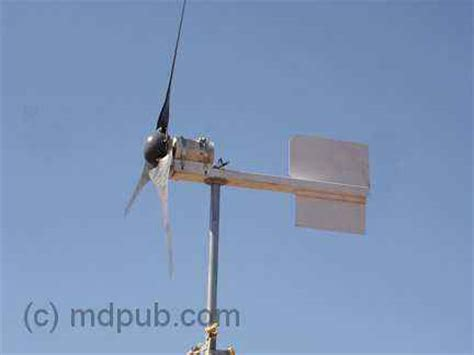 16 amazing diy wind turbine generators