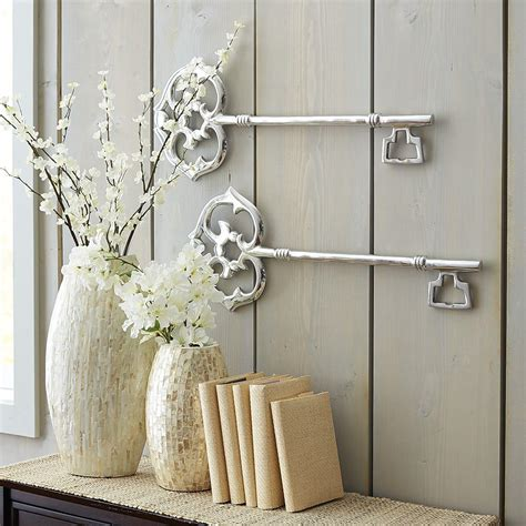 aluminum key wall decor from pier 1 imports decor i like