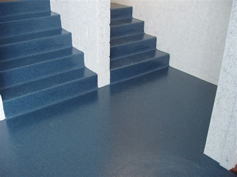 epoxy flooring epoxy flooring on stairs