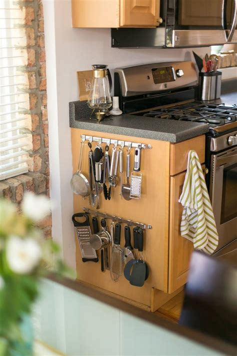 organize kitchen counter 15 clever ways to get rid of kitchen counter clutter